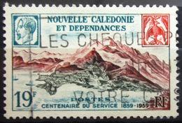 NOUVELLE CALEDONIE                     N° 300                        OBLITERE - Nouvelle-Calédonie