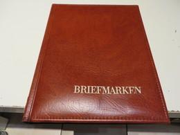 DEUTSCHLAND  Posten  O /  MARKEN  Im  Gebrauchten  STECKBUCH - Verzamelingen (in Albums)