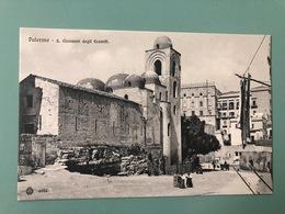 PALERMO S. GIOVANNI DEGLI EREMITI - Palermo
