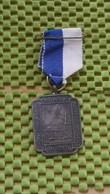 Medaille :Netherlands  -  N.H Kerk, W.s.v De Trekkers - Holten . / Vintage Medal - Walking Association - - Nederland