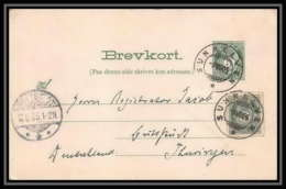 2767/ Norvège (Norway) Entier Stationery Carte Postale (postcard) N°49 Sunnelven 1905 - Ganzsachen
