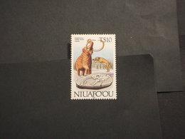 TONGA/NIUAFO'OU - 1995 FAUNA MAMMUT - NUOVI(++) - Tonga (1970-...)