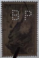 """R1949/1638 - 1946 - POINTE DU RAZ - N°764 ☉ Perforé """" BP """" - Francia"""