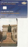 ARMENIA - Hovhannes Tumanyan, ArmenTel Telecard 50 Units, Tir 20000, Exp.date 31/12/06, Dummy Telecard(no Chip, No CN) - Arménie