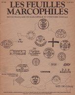 Les Feuilles Marcophiles - N°230 - Voir Sommaire - Frais De Port 2€ - Filatelia E Historia De Correos