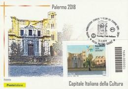 """Eventi -  Palermo 2019 Mostra """" I Tesori Del Touring """" - - Manifestazioni"""