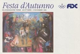 Sport - Caccia - Salsomaggiore Terme 1995 - Festa D'Autunno - - Caza