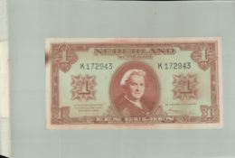Billet De Banque  PAYS-BAS 1 GULDEN 1945    DEC 2019 Gerar - [2] 1815-… : Koninkrijk Der Verenigde Nederlanden