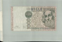 Billet De Banque  ITALIE - 1000 Lire De 1982 (  Marco Polo)  DEC 2019 Gerar - [ 2] 1946-… : République