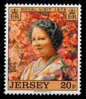 JERSEY Nr 118 Postfrisch X6C18A6 - Jersey