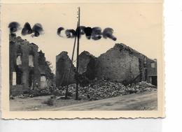 08 CHEMERY  1940 DETRUCTIONS   OCCUPATION ALLEMANDE - Autres Communes