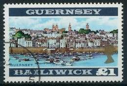 GUERNSEY 1969 Nr 23B Gestempelt X871252 - Guernesey