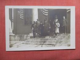 RPPC  To ID  President Roosevelt  ????  Ref 3799 - Ansichtskarten