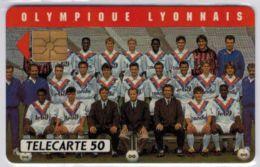 D574 - Olynpique Lyonnais - Neuve Avec Ses 50 Unités - Voir Scans Et Description - Francia