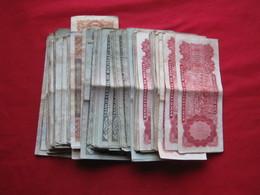 Bolivia Lot 260+ Banknotes - Monedas & Billetes