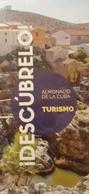FOLLETO TURÍSTICO ALMONACID DE LA CUBA. - Folletos Turísticos