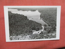 RPPC  Mohican Lake Glen Spey    Ref 3800 - NY - New York