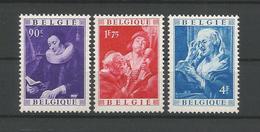 Belgium 1949 Jacob Jordaens OCB 792/794 ** - België