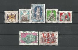 Belgium 1957 Folklore OCB 1039/1045 ** - Belgique