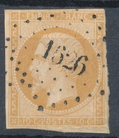 N°13  VARIETE MARQUER AU VERSO. - 1853-1860 Napoléon III.