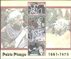 B.F  ** ST.VICENT Y GRANADINES - Picasso