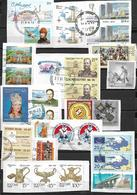 Russia -30 Postal Stamps Of Russia Used - Oblitérés