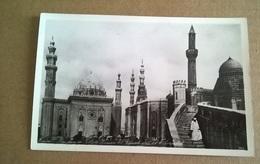 CAIRO THE MOSQUE SULTAN HASSAN EL RIFAICH  (1712) - Cairo