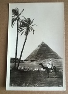 CAIRO THE CHEOPEN PYRAMID     (1705) - Cairo