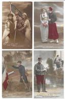 Patriotiques Lot De 300 CPA - 5 - 99 Karten