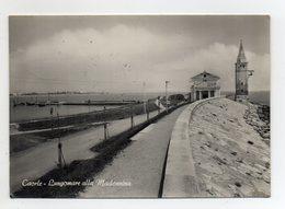 Caorle (Venezia) - Lungomare Alla Madonnina - Viaggiata Nel 1957 - (FDC190855) - Venezia (Venice)