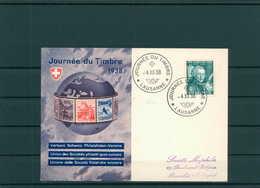 TAG DER BRIEFMARKE 1938 Beleg Siehe Beschreibung (201250) - Tag Der Briefmarke