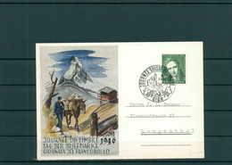 TAG DER BRIEFMARKE 1946 Beleg Siehe Beschreibung (201267) - Tag Der Briefmarke