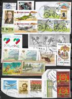 Russia -29 Postal Stamps Of Russia Used - Oblitérés