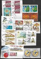 Russia -26 Postal Stamps Of Russia Used - Oblitérés