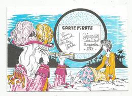 Cp Autocollant Détachable, Bourses & Salons De Collections, Vieux Papiers ,cartes Postales ,GIVORS ,1985 ,vierge - A Systèmes