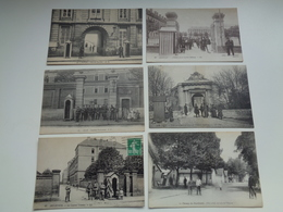 Beau Lot De 20 Cartes Postales De France  Caserne      Mooi Lot Van 20 Postkaarten Van Frankrijk  Kazerne  - 20 Scans - 5 - 99 Cartes