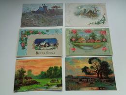 Beau Lot De 60 Cartes Postales De Fantaisie Paysages Paysage Mooi Lot Van 60 Postkaarten Fantasie Landschappen Landschap - 5 - 99 Cartes