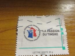 La Passion Du Timbre N°3 Oblitéré - Collectors