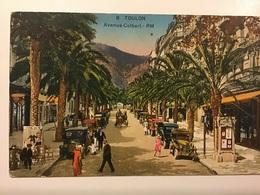 TOULON — Avenue Colbert - Toulon
