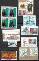 Russia -20 Postal Stamps Of Russia Used - Oblitérés