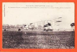 X54163 NANCY-JARVILLE (54) Circuit De L' EST 10 Aout 1910 Lieutenant FEQUANT Général MAUNOURY Commandant 20e Corps ARMEE - Nancy