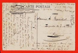 X54178 Lisez Guerre 1914-15  état BOIS-le-PRETRE PONT-à-MOUSSON (54) Maison Forestière Père HILARION à BARBILLAT Langres - Pont A Mousson