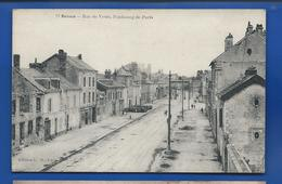 REIMS    Rue De Vesle,Faubourg De Paris - Reims