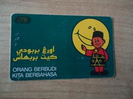 BRUNEI USED CARDS - Brunei