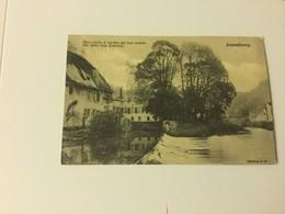 LUXEMBOURG VIEUX MOULIN ET CIMETIERE DES BONS MALADES  ALTE MUHLE BEIM SIECHENHOF - Lussemburgo - Città