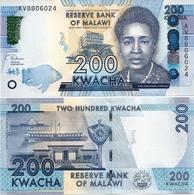 MALAWI       200 Kwacha       P-60[e]       1.1.2019       UNC  [ Sign. Kabambe ] - Malawi