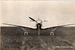 Cpsm Loire-Nieuport,Avion De Chasse Monoplace - 1939-1945: 2de Wereldoorlog
