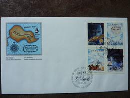 1991  CALGARY  OAK ISLAND Perfect - 1991-2000