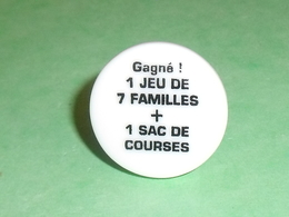 Fèves / Dessins Animés : Gagné ! 1 Jeu De 7 Familles + 1 Sac De Courses , Fève Gagnante Le Roi Lion  T6 - Cartoons