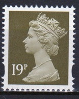 Great Britain Decimal Machin 19p Définitive Stamp. - 1952-.... (Elizabeth II)